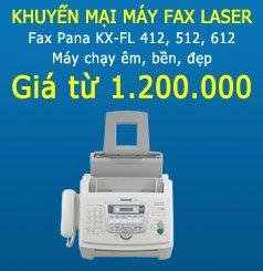 Máy fax laser cũ