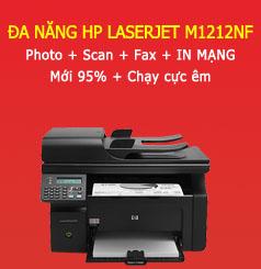 Máy in HP 1212nf cũ