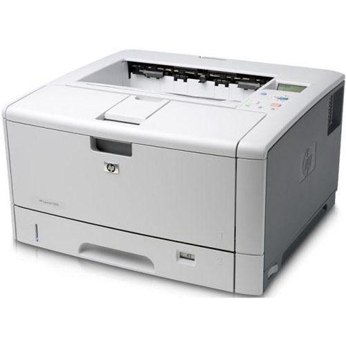 Hướng dẫn cài đặt máy in HP Laserjet 5200