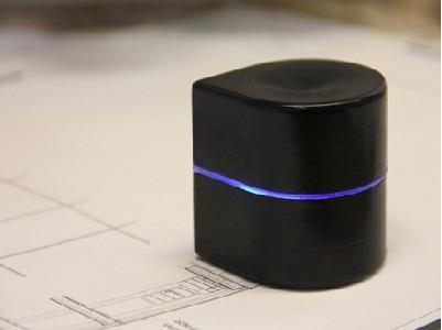 Pocket Printer: Máy in siêu di động, chạy được trên mặt giấy để in